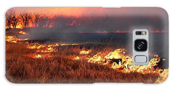 Prairie Burn Galaxy Case