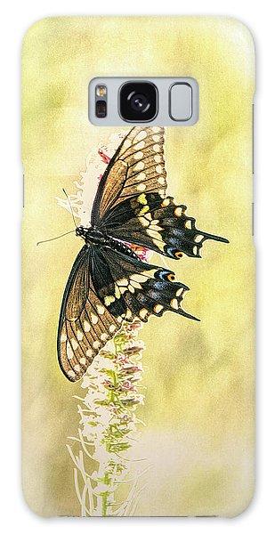 Prairie Butterfly 2 Galaxy Case