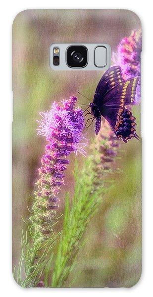 Prairie Butterfly Galaxy Case