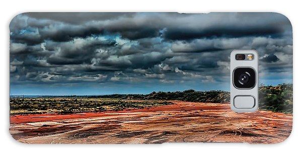 Prairie Dog Town Fork Red River Galaxy Case