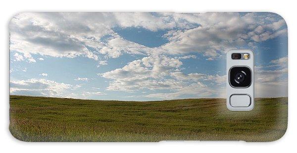 Prairie Field Galaxy Case