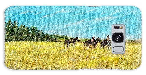 Prairie Journey Galaxy Case