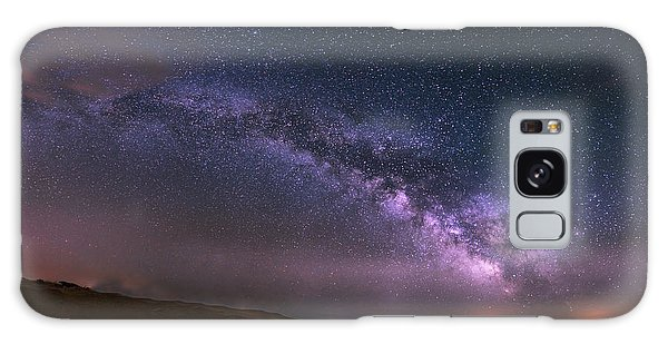 Prairie Night's Glitter Galaxy Case