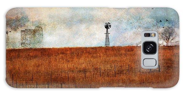 Prairie Past Galaxy Case