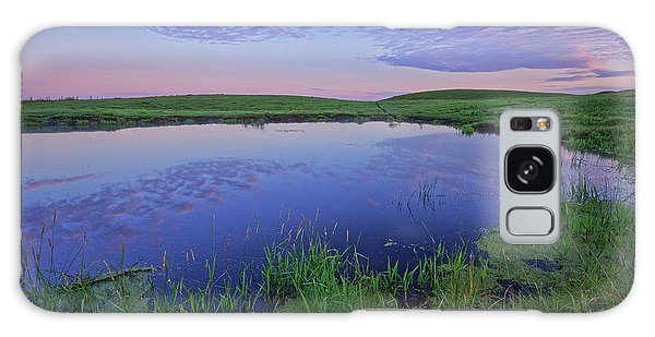 Prairie Reflections Galaxy Case