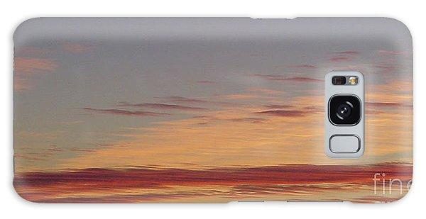 Prairie Sunset 2 Galaxy Case