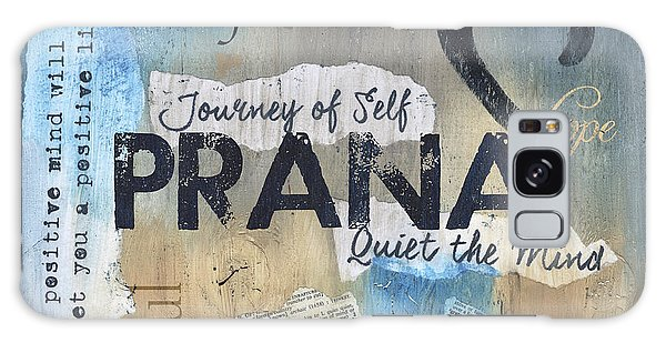 Workout Galaxy Case - Prana by Debbie DeWitt