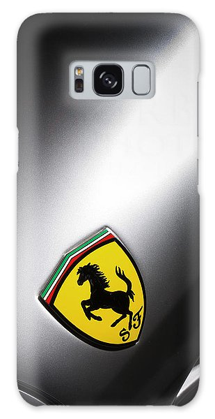 Galaxy Case featuring the photograph Prancing Horse by ItzKirb Photography