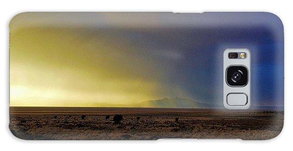 Prarie Rain Lund Utah Galaxy Case