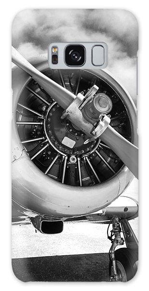 Pratt And Whitney R1340 Wasp Radial Engine Galaxy Case by Chris Smith
