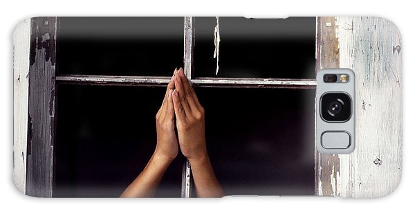 Prayer Galaxy Case