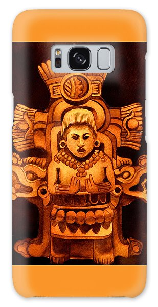 Pre Columbian Series Galaxy Case
