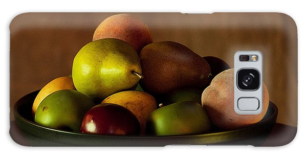 Precious Fruit Bowl Galaxy Case