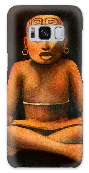 Precolumbian Series #1 Galaxy Case