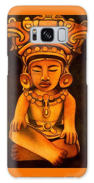 Precolumbian Series #2 Galaxy Case