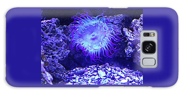 Predatory Terrestrial Sea Anemone Galaxy Case by Richard W Linford