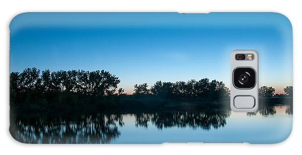 Galaxy Case featuring the photograph Predawn At Arapaho Bend by Monte Stevens