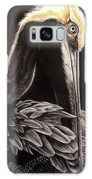 Preening Galaxy Case