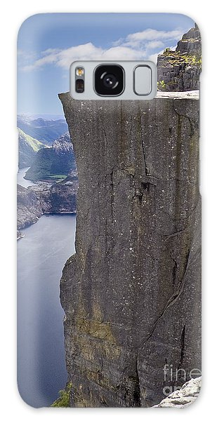 Preikestolen Galaxy Case