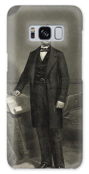 President Abraham Lincoln Galaxy Case
