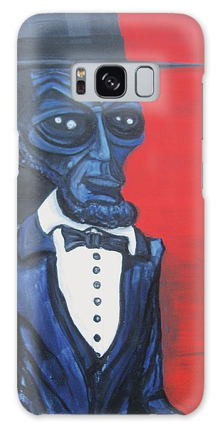 President Alienham Lincoln Galaxy Case
