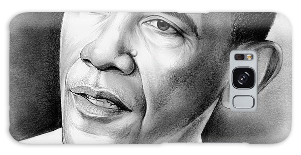Barack Obama Galaxy Case - President Barack Obama by Greg Joens