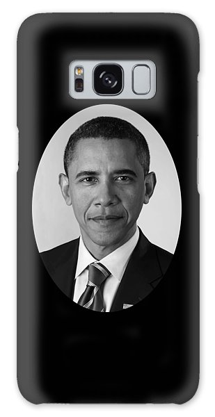 Barack Obama Galaxy Case - President Barack Obama by War Is Hell Store
