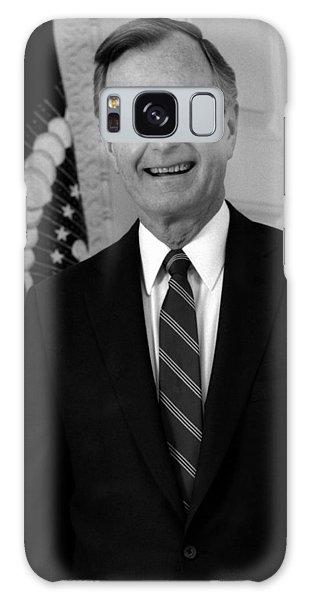 President George Bush Sr Galaxy Case