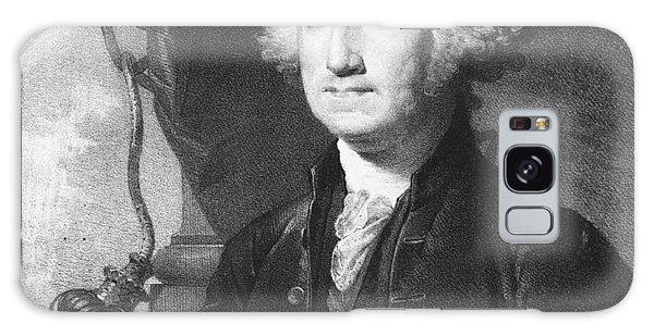 President George Washington Galaxy Case