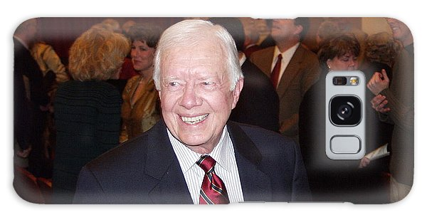 President Jimmy Carter - Nobel Peace Prize Celebration Galaxy Case