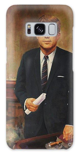 President John F. Kennedy Galaxy Case