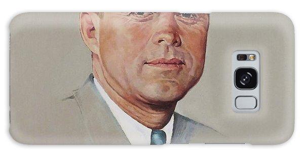 portrait of a President Galaxy Case