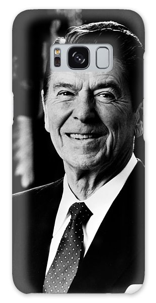 President Ronald Reagan Galaxy Case by International  Images