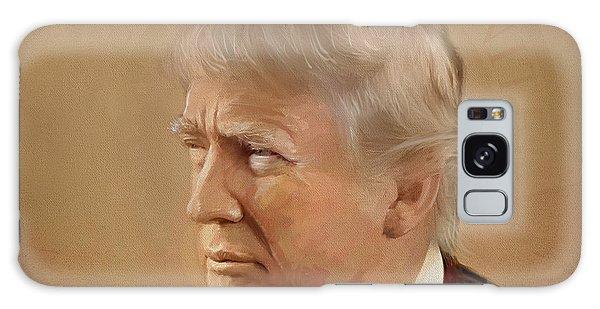 President Trump Galaxy Case