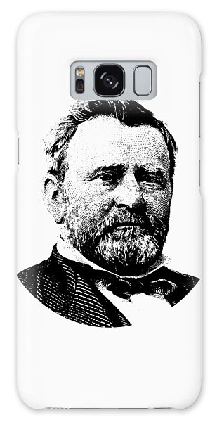 Us Civil War Galaxy Case - President Ulysses Grant Graphic by War Is Hell Store