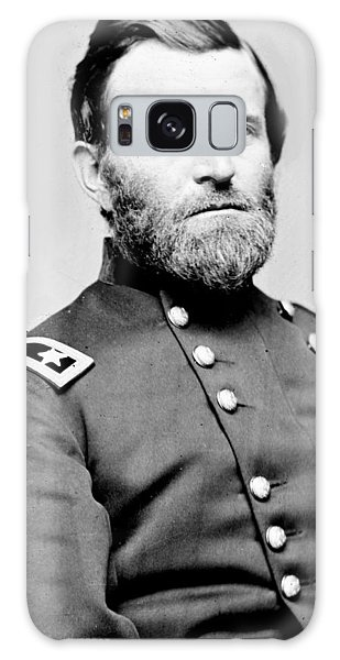 President Ulysses S Grant In Uniform Galaxy Case