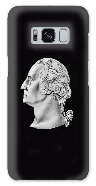 George Washington Galaxy Case - President Washington Bust  by War Is Hell Store