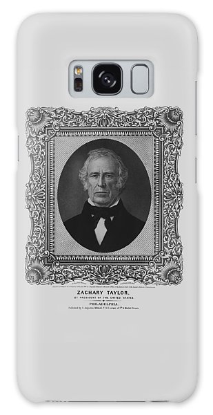 Mexican Galaxy Case - President Zachary Taylor - Vintage Portrait by War Is Hell Store