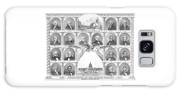 Presidents Of The United States 1776-1876 Galaxy Case