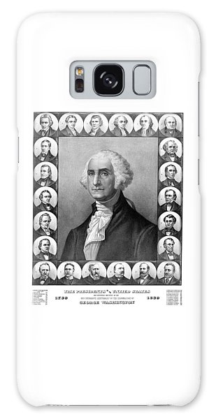Thomas Jefferson Galaxy Case - Presidents Of The United States 1789-1889 by War Is Hell Store