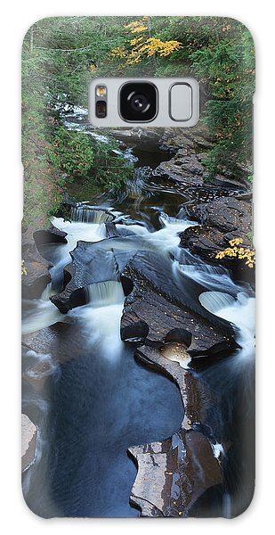 Presque Isle River Galaxy Case
