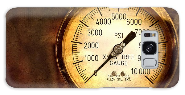 Pressure Gauge Galaxy Case