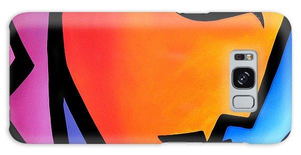 Pretending - Original Pop Art Galaxy Case by Tom Fedro - Fidostudio