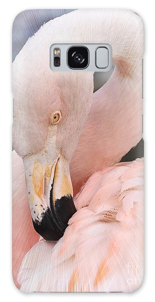 Pretty In Pink Galaxy Case by Kathy Baccari