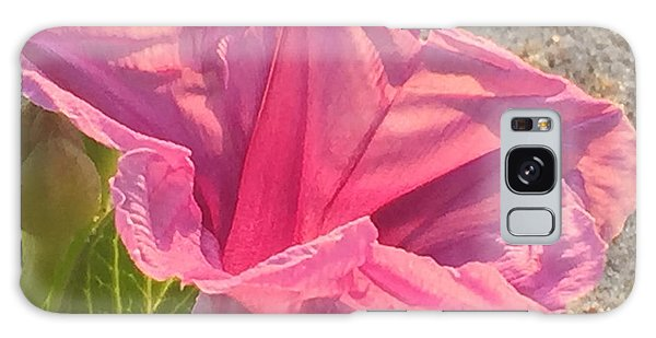 Pretty In Pink Galaxy Case by LeeAnn Kendall