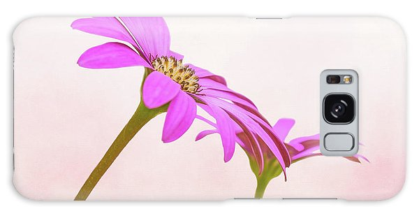 Pretty In Pink Galaxy Case by Roy McPeak