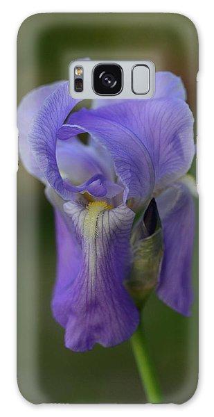 Pretty In Purple Galaxy Case