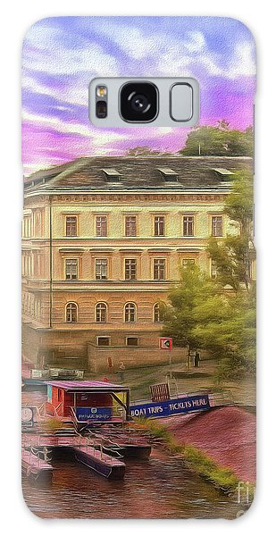 Pretty On The River - Prague Galaxy Case