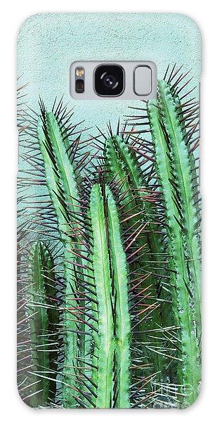 Prick Cactus Galaxy Case