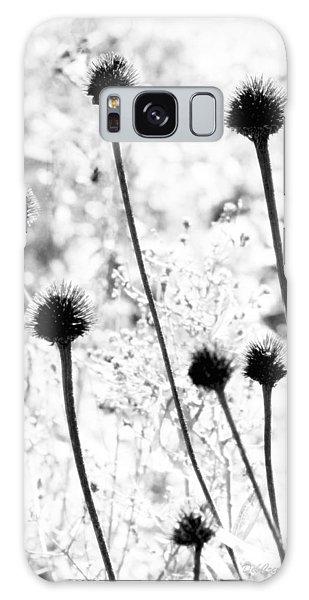 Prickly Buds Galaxy Case by Deborah  Crew-Johnson